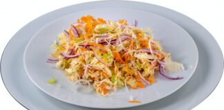 How to make coleslaw?