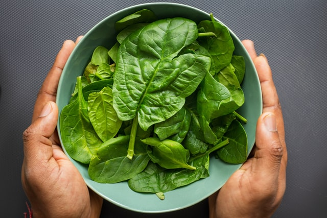 How to cook spinach?