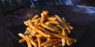 How to make french fries?